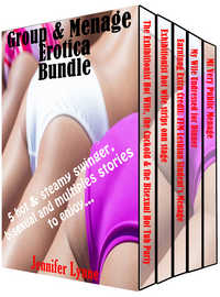 Group & Ménage Erotica Bundle