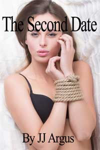 cover design for the book entitled The Second Date