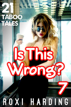 cover design for the book entitled Is This Wrong? 7