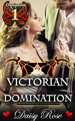 cover design for the book entitled Victorian Domination