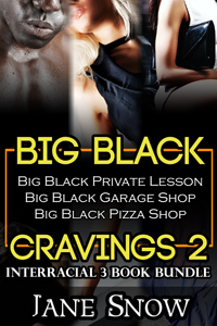 Big Black Cravings 2 (Interracial 3 Book Bundle)