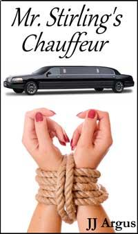 cover design for the book entitled Mr Stirling