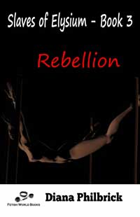 cover design for the book entitled Rebellion