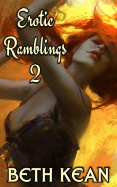 cover design for the book entitled Erotic Ramblings 2