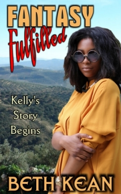 cover design for the book entitled Fantasy Fulfilled