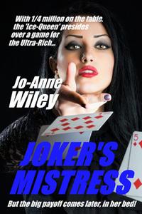 cover design for the book entitled Joker