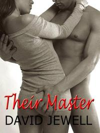 cover design for the book entitled Their Master