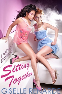 cover design for the book entitled Sitting Together
