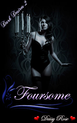 cover design for the book entitled Foursome
