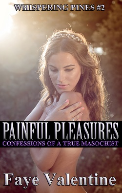 cover design for the book entitled Painful Pleasures