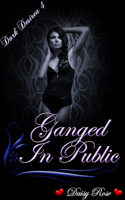 cover design for the book entitled Ganged In Public