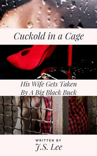 cover design for the book entitled Cuckold in a Cage