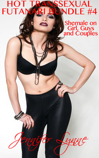 Hot Transsexual; Futanari Bundle 4
