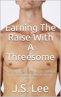 Earning The Raise With A Threesome