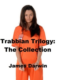cover design for the book entitled Trabbian Trilogy: The Collection