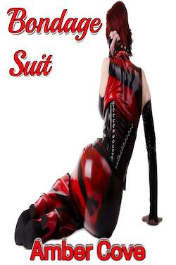 cover design for the book entitled Bondage Suit