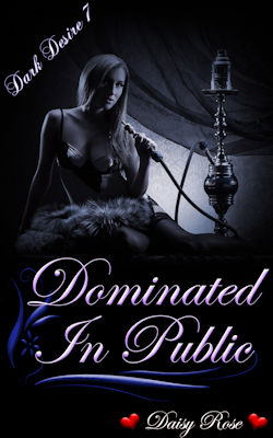 cover design for the book entitled Dominated In Public