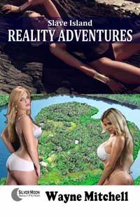 cover design for the book entitled Slave Island Reality Adventures