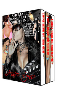 Shemale Transsexual Futanari Bundle 5: