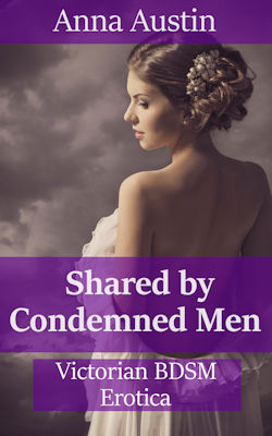 cover design for the book entitled Shared By Condemned Men