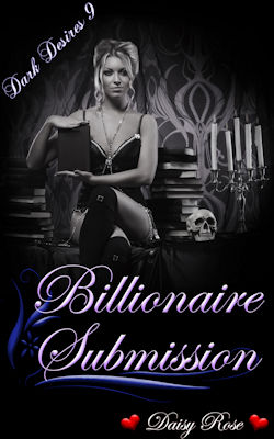 cover design for the book entitled Billionaire Submission