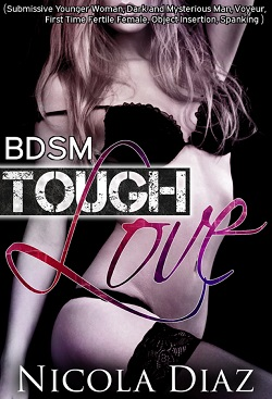 cover design for the book entitled BDSM: Tough Love