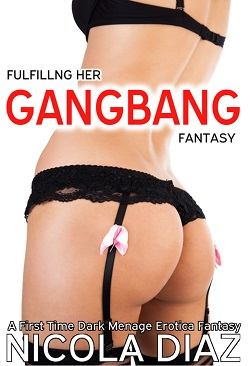Fulfilling Her Fantasy Menage  - A First Time Dark Menage Erotica Fantasy