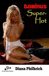 cover design for the book entitled Super-Hot