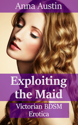 cover design for the book entitled Exploiting The Maid
