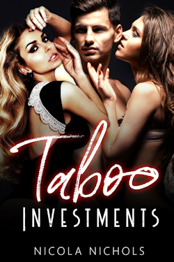 cover design for the book entitled Taboo Investments
