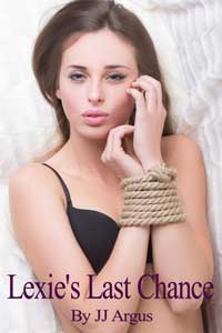 cover design for the book entitled Lexi