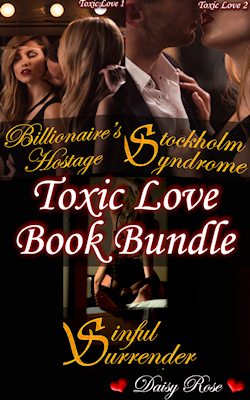 cover design for the book entitled Toxic Love Book Bundle
