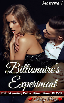 cover design for the book entitled Billionaire