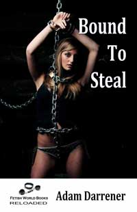 cover design for the book entitled Bound To Steal