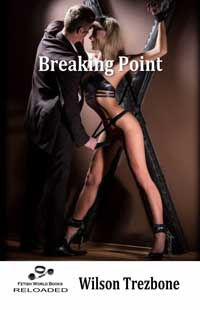 cover design for the book entitled Breaking Point