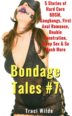 cover design for the book entitled Bondage Tales 7