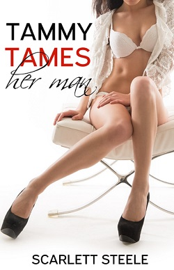 cover design for the book entitled Tammy Tames Her Man