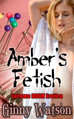 cover design for the book entitled Amber
