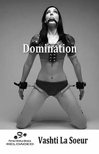 cover design for the book entitled Domination