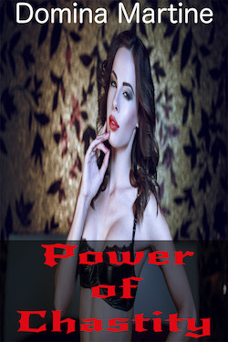 cover design for the book entitled Power of Chastity