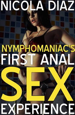 cover design for the book entitled Nymphomaniac
