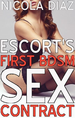 cover design for the book entitled Escort