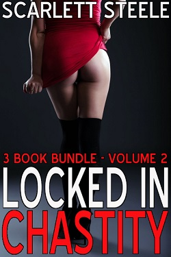 Locked In Chastity - 3 Book Bundle - Volume 2