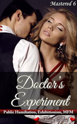 cover design for the book entitled Doctor