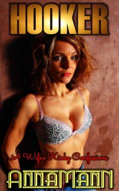cover design for the book entitled Hooker
