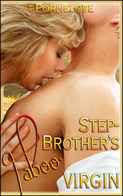 cover design for the book entitled Stepbrother