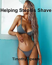 Helping Stepsis Shave
