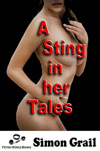 A sting in her Tales by Simon Grail