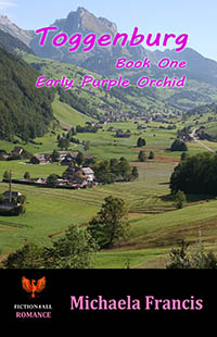 cover design for the book entitled Toggenburg - Book 1