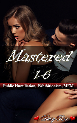 cover design for the book entitled Mastered 1 - 6